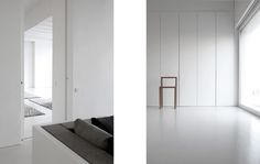 MADE | Ontinyent House · Industrial Design + Architecture - Borja Garcia            #design #architecture #minimal #light #concrete #white #valencia