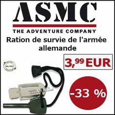 #missbonreduction; Economisez 33 % sur la Ration de survie de l'armée allemande chez ASMC. http://www.miss-bon-reduction.fr//details-bon-reduction-ASMC-i855457-c1834720.html
