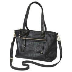 Merona® Satchel Handbag - Black