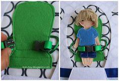 Travel quiet book, cloth busy book for a boy. Развивающая книга путешествия для…