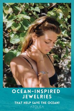 They say memories are made in flip flops but we say, it's in jewelries! Bring your love for the ocean wherever you go with our jewelries. Check out more ocean-inspired rings at atoleajewelry.com