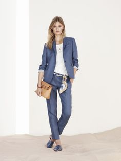 Massimo Dutti March Lookbook for Women. Spring Summer 2014 Collection.