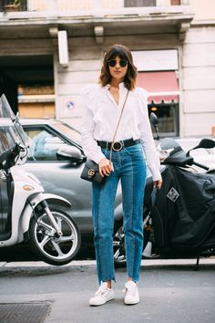 Talisa Suton -  SS17 MFW Street Style - September 2016
