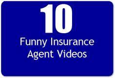 YouTube Insurance Marketing Ideas: 10 Funny Insurance Agent Videos