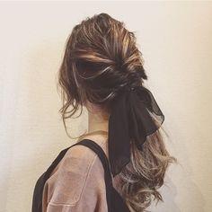 旅行におすすめ♡ぱぱっとできてSNS映えするまとめ髪9選 - LOCARI(ロカリ)