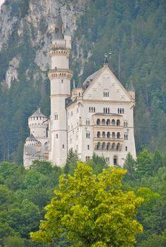 Schloss Neuschweinstein - Füsen - Deutschland