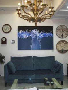 sofas 3 plazas.  200x96x86 890€  Three seats sofa #furniture #madeinSpain #decoracion #muebles   salones, sillones, decoracion de salones