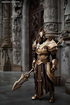 """This Is What You Call Being """"Fully Committed"""" To Your 'Diablo' Cosplay"""