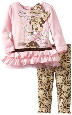 Disney Baby-Girls Infant 2 Piece Minnie Mouse Cheetah Print Legging Set Disney, http://www.amazon.com/dp/B0081ESP8G/ref=cm_sw_r_pi_dp_gNaLqb1XRR51X