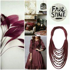 Live free #enjoyyourday  gicreazioni.etsy.com #recycleyourtshirt #fabricnecklace  #haveagreatday  #boho #bohochic #bohofashion #instafashion #bohojewelry #gypsy