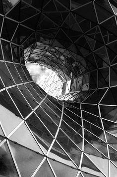 trou noir  Romerberg, Frankfurt