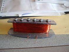 build a guitar pickup