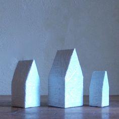 Little Houses | Lyubov Polyakova
