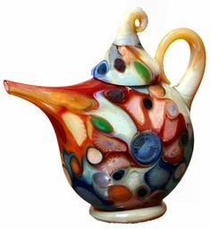 "Richard Clements ""Tea Pot"" - 2005. www.teacampaign.ca  Source: see below."