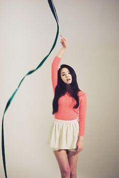 Wonder Girls So Hee - 10asia Magazine