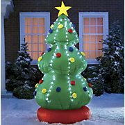 Inflatable Christmas Tree $169.95