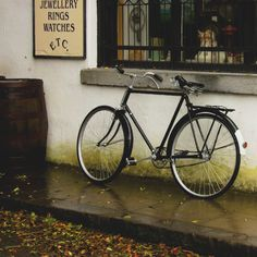 bicycle, ireland