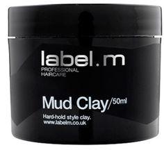 label.m Mud Clay, 1.7 fl. oz.