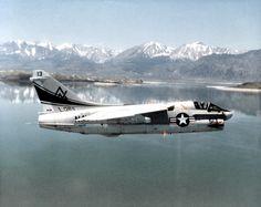 A 7 Corsair in Vietnam | A 7 Corsair II Squadrons