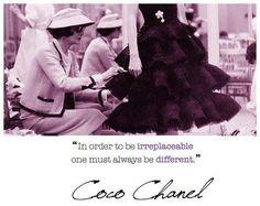 Chanel, Fab Darling!