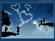 skrivbordsbilder - Kärlek: http://wallpapic.se/abstrakt/karlek/wallpaper-7173