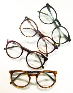 Best Eyeglass Frame Color For Blondes : Armacao oculos de Grau Colcci Amber 5519 Demi Azul Unissex ...