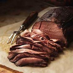 Kuva - Hirvipaisti on mehevää riistaruokaa Gourmet Recipes, Steak, Paleo, Beef, Traditional, Food, Asia, Lifestyle, Meat