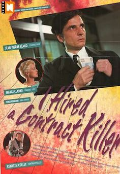 """hideous poster for """"i hired a contract killer"""""""