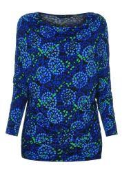 LAGA D  #blue #blouse