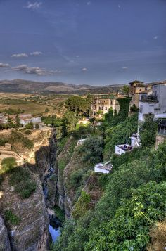 Old Town & El Tajo Gorge, Ronda, Spain