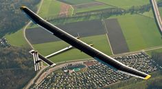solar impulse: solar powered aircraft