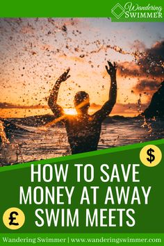 While away swim meets are fun and offer a great experience, they can also be expensive. Here are five tips to help you save money at overnight swim meets. Swim Meet, Saving Money, Swimming, Tips, Fun, Swim, Save My Money, Money Savers, Hilarious