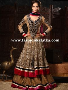 Mavelous Designer Lehenga With Long Top