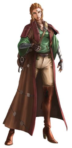 RPG half-elf