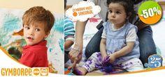 Gymboree - $2,240 en lugar de $4,480 por 1 Inscripción + 3 Clases a la Semana de Estimulación Temprana durante 3 Meses para Niños de 6 meses a 5 años de edad. Click: CupoCity.com