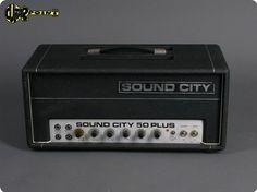 Sound City-50 Plus-1972-Black