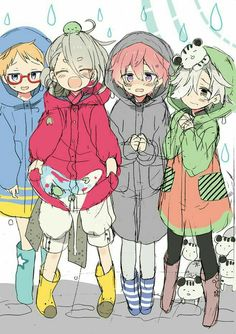 Gokotai, Akita, Imanotsurugi and Hakata
