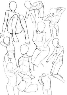 Learn To Draw People - The Female Body - Drawing On Demand Body Reference Drawing, Drawing Reference Poses, Drawing Tips, Hand Reference, Anatomy Reference, Drawing Drawing, Drawing Female Body, Female Pose Reference, Woman Drawing