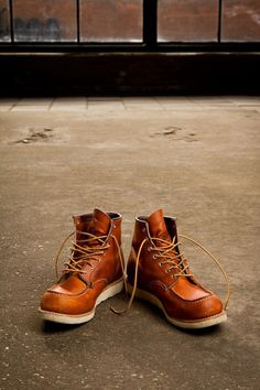 The New Red Wing Heritage 875 and 877