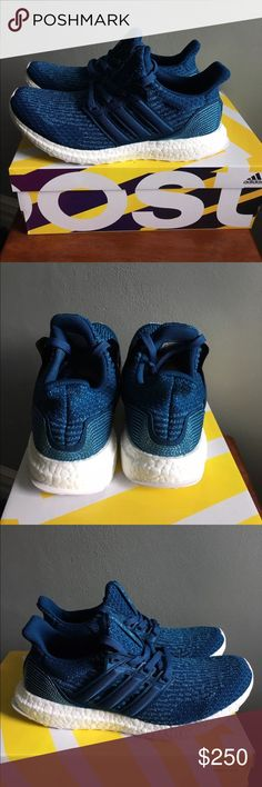 32411803274ee Parley x Adidas Ultraboost size 8 Brand new adidas x parley ultraboost size  8 mens Adidas Shoes Athletic Shoes