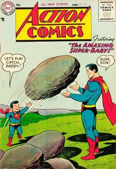Action Comics (DC, 1938 series) #217