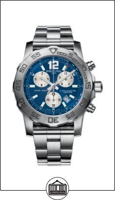 Breitling Colt II A7338710/C848-157A Stainless Steel Quartz Men's Watch  ✿ Relojes para hombre - (Lujo) ✿