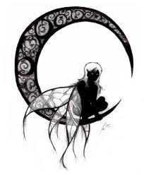 gothic tattooed