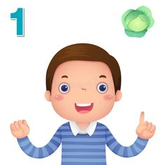 Learn number and counting with kida€?s hand showing the number o. Kids learning , #Affiliate, #counting, #kid, #Learn, #number, #hand #ad