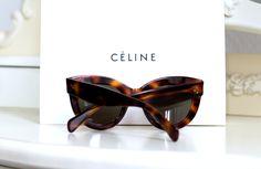 Céline Caty Sunglasses #celine #celinesunglasses #caty