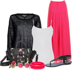 """Untitled #598"" by lisamoran on Polyvore"