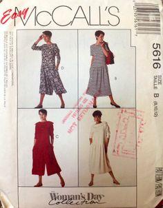 Easy McCall's 5616 Misses Dresses by Lonestarblondie on Etsy, $4.00