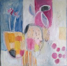 Kobus, Małgorzata, abstract painting, still life