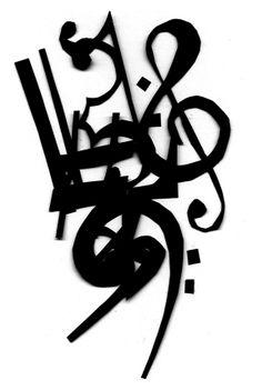 Music keys / Illustration / Design Laureandrieux.com