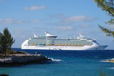 I had an amazing honeymoon with Mark on-board this ship, Mariner of the Seas, by Royal Caribbean, in June 2008. We can't wait to try out either Oasis or Allure of the seas in the future!